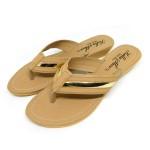 Gold Open Toe Sandals Women Summer Outdoor Slipper 07