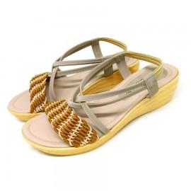 Open Toe Sandals Women Summer Outdoor Slipper Shoes 01