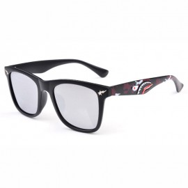 Summer Spectacles Star Hollow Frame Men Sunglasses 44