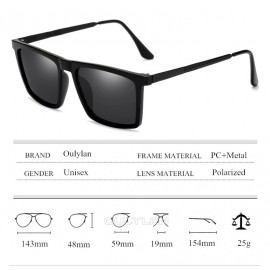 Oulylan Classic Polarized Sports Driving Sunglasses 27