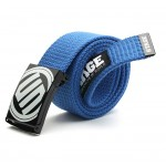 High Quality Men Casual Smooth Canvas Belts 5