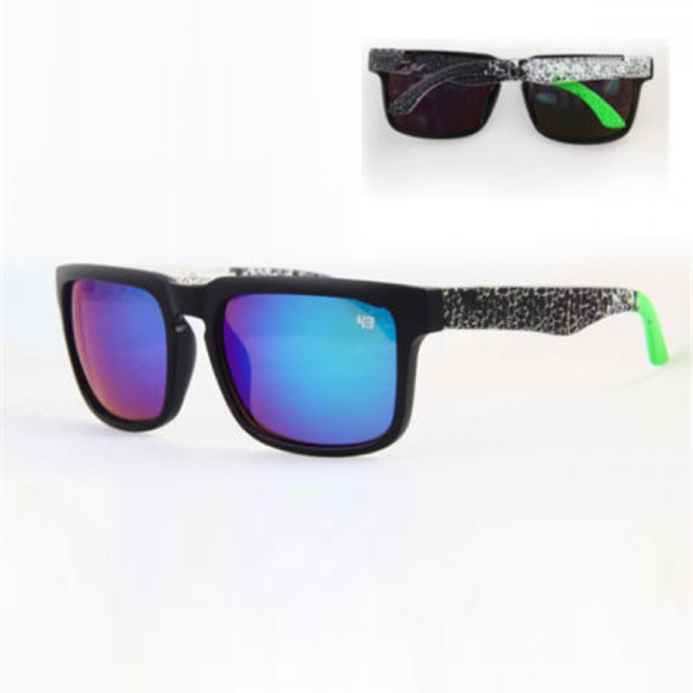 Summer Spectacles Star Hollow Frame Men Sunglasses 50