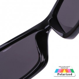 Polarized Travel Sports Black Motorcycle Sunglasses 99