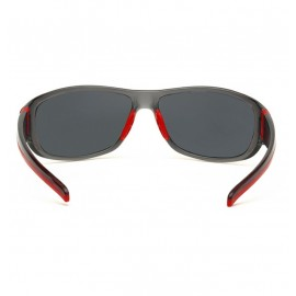 Red Sport Outdoor Bicycle Bike UV400 Protective Sunglasses 71