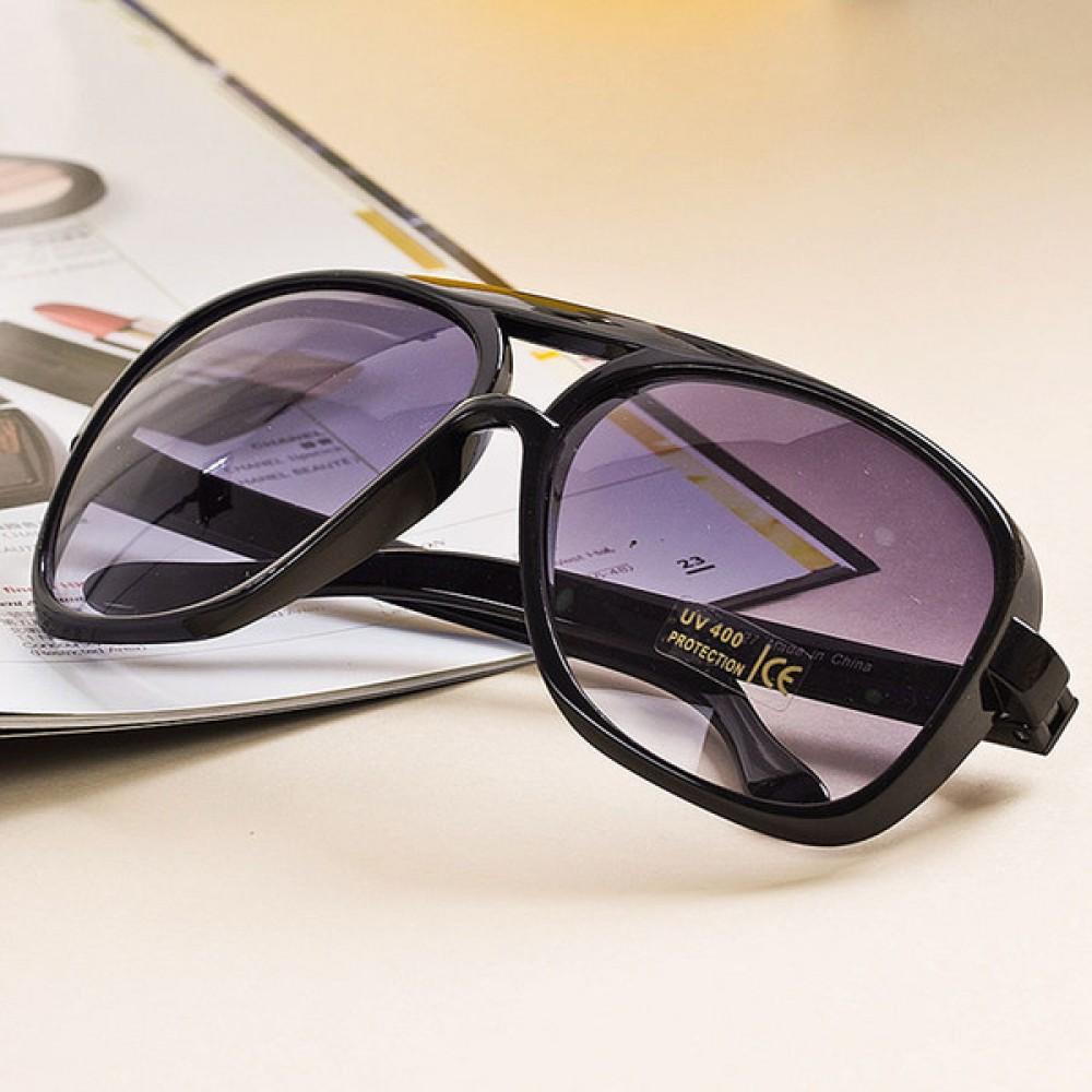 Men Big Frame Oversize Round sunglasses 90