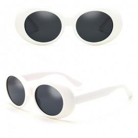 Vintage For Women Men Retro Sunglasses 58