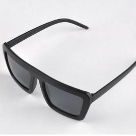 Square Lens Unisex Vintage Retro Sunglasses 15