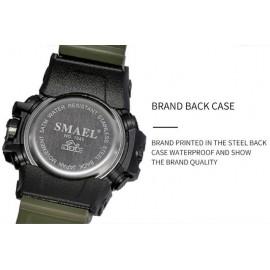 Camo SMAEL Military Waterproof Wrist Watch 334