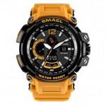 SMAEL Yellow Multi-Function Military Waterproof Wrist Watch  335