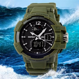 SMAEL Military Waterproof Wrist Watch 306