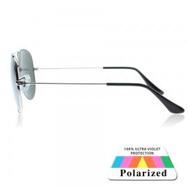 Military Silver Polarized Boys Girls Goggles Sunglasses 97